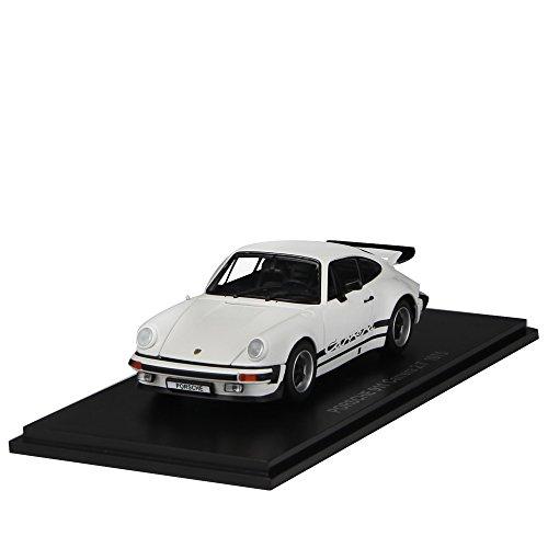 Kyosho Diecast Porsche 911 Carrera 27 143 Scale White