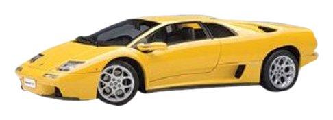 AUTOart 118 Die-Cast Lamborghini Diablo 60 Yellow 74526