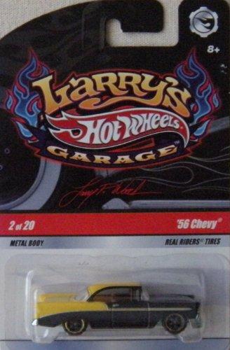 Larrys Hot Wheels Garage 56 Chevy 2 of 20