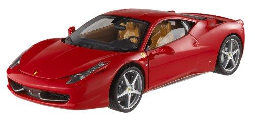Hot Wheels Collector Foundation Ferrari 458 Italia - Red