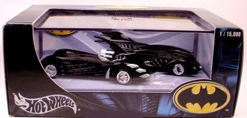 Hot Wheels Batmobile 2-Car Set Limited Edition 164 Scale Die Cast Cars 115K