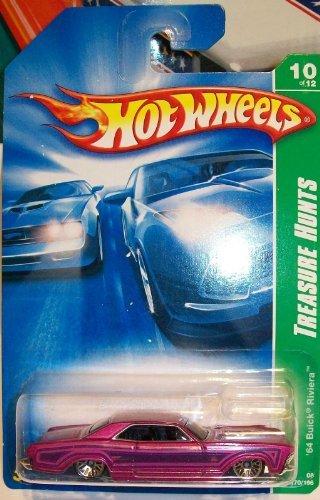2008 Hot Wheels Treasure Hunt 1012 - 64 Buick Riviera