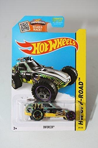 2015 Hot Wheels Treasure Hunt Enforcer 89250