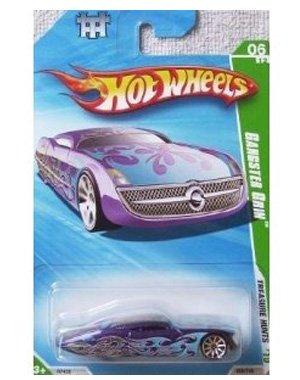 Hot Wheels Treasure Hunts 2010 Gangster Grin 164 Scale