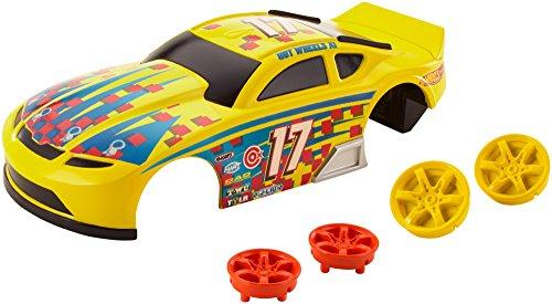 Hot Wheels Ai Door Slammer Car Body Wheels Custom Kit