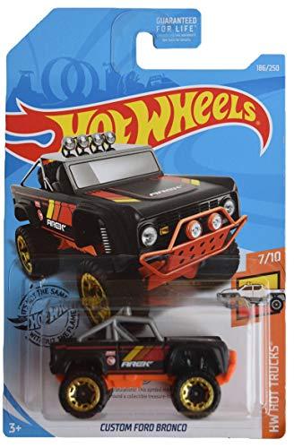 Hot Wheels Custom Bronco 186250 Black