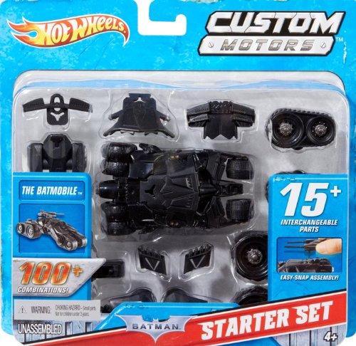 Hot Wheels Custom Motors Batmobile Tumbler