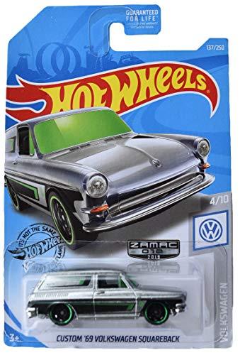 Hot Wheels Zamac Custom 69 VW Squareback 137250
