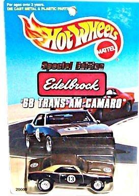 Hot Wheels - Special Edition - Edelbrock - 68 Trans-Am Mystery Camaro 13