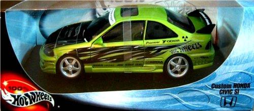 Hot Wheels 118 Custom Honda Civic