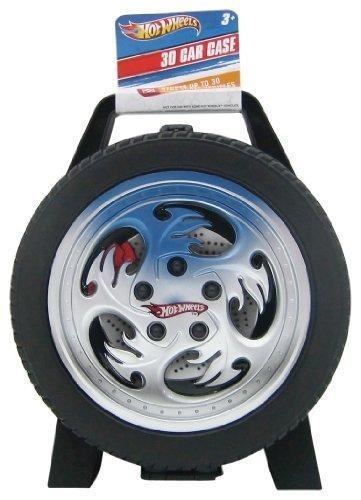 Tara Hot Wheels Wheel - 30 Car Case by Tara Toys