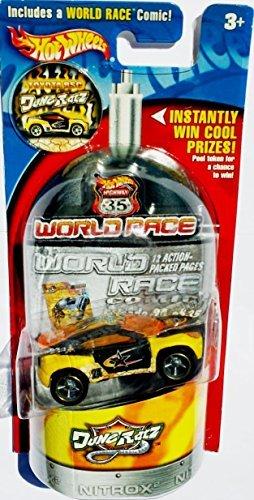 Hot Wheels Dune Ratz Toyota Rsc World Race Highway 35 Ultimate Track Set Car