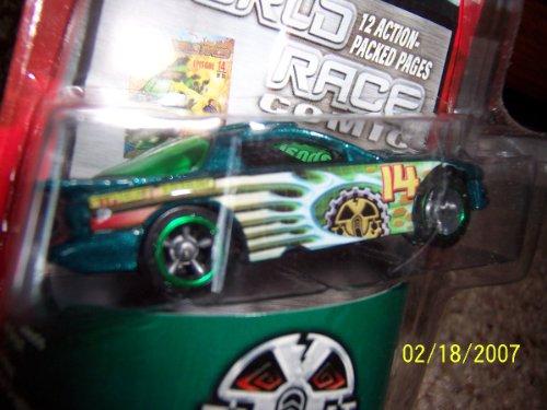 Hot Wheels World Race Highway 35 Pontiac Firebird 1435 New Old Stock 2002