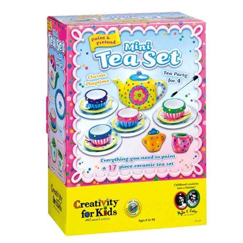 Creativity for Kids Kit - Mini Tea Set