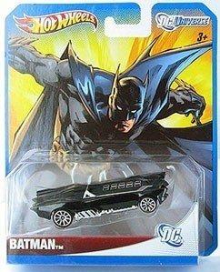 HOT WHEELS DC Comics Universe Batman Batmobile Diecast Mattel