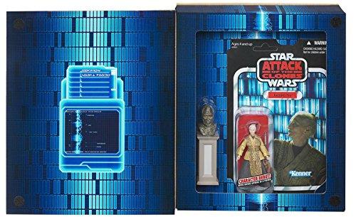 Star Wars Vintage Collection Boxed Jocasta Nu Rare Exclusive Figure