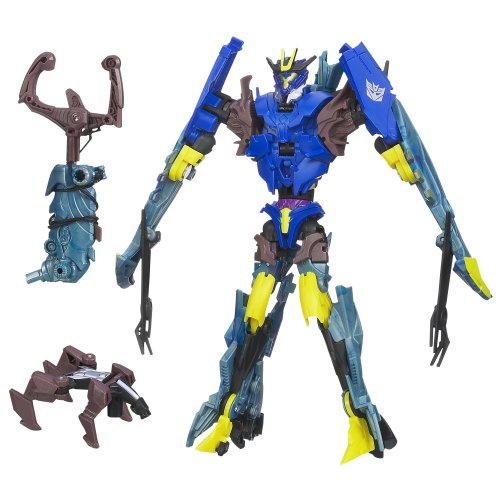 Transformers Beast Hunters Deluxe Class Soundwave Figure