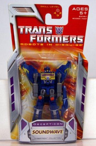 Transformers Legends Robots in Disguise Soundwave Figure