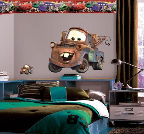 Disney Cars 2 Mater Room Makeover Kit 1