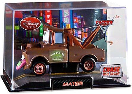 Disney  Pixar CARS 2 Movie Exclusive 148 Die Cast Car In Plastic Case Wasabi Mater