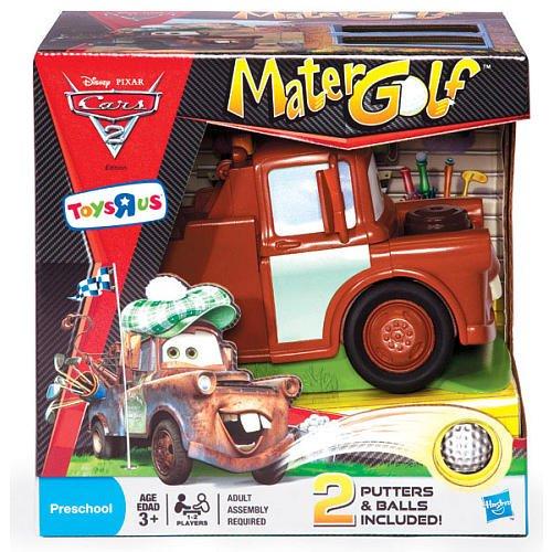 Disney Pixar Cars 2 Mater Golf Game