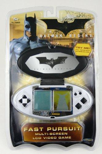 Batman Begins Hand Held Game by Techno Source