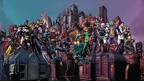 Batman Gotham City Chronicles Board Game Base Game