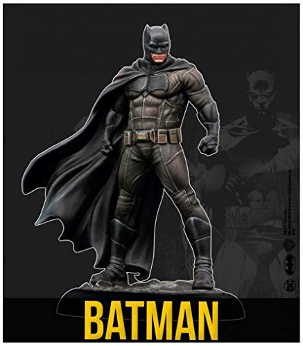 Batman Miniature Game Batman Ben Affleck 2nd Edition Resin