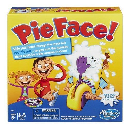 Figo Inc Fun Filled Game Pie Face Game-Classic Board Game-Funny Game