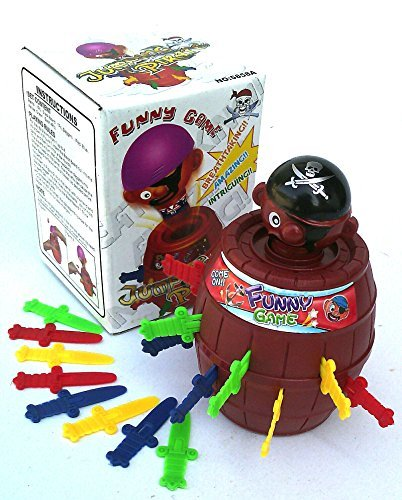 Pop Up Jumping Pirate Funny Game Amazing And Intriguing