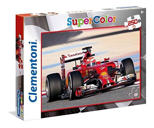 Clementoni 29716 0-250 T Hot Wheels Classic Puzzle