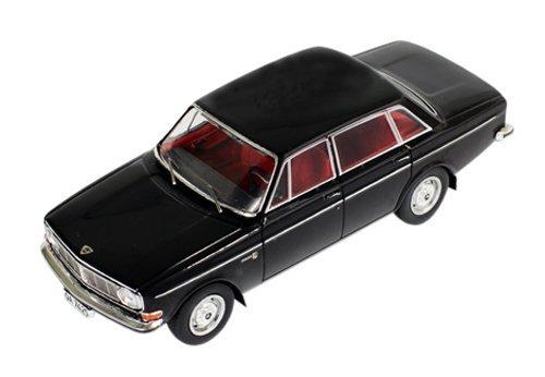 PREMIUM X 143 Volvo 144S 1967 Black  Red interior japan import by Premium ClassiXXs