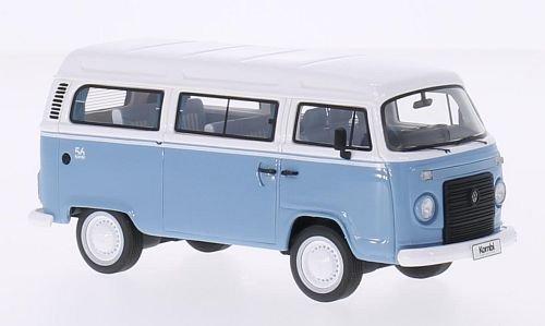 VW T2c Bus Brazil light bluewhite 2013 Model Car Ready-made Premium ClassiXXs 143
