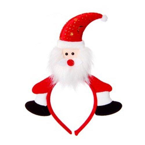 Fun Party Toy - Christmas headband Santa