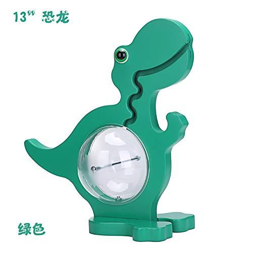 XYYCQG Wooden Piggy Bank Super Large Capacity Dinosaur Piggy Bank Boy Girl Child Birthday Gift Idea Color  Green1