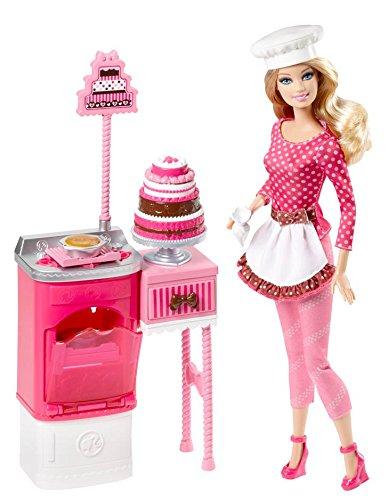 Barbie Careers Cake Decorator Playset