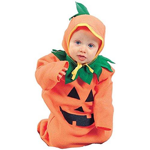 Classic Newborn Baby Pumpkin Halloween Costume