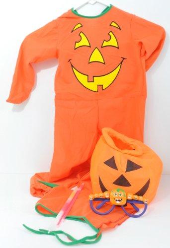 Pumpkin Halloween Costume Bundle Size 1-2 Years