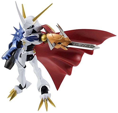 Bandai Tamashii Nations NXEDGE Style Omegamon Digimon Adventure Action Figure