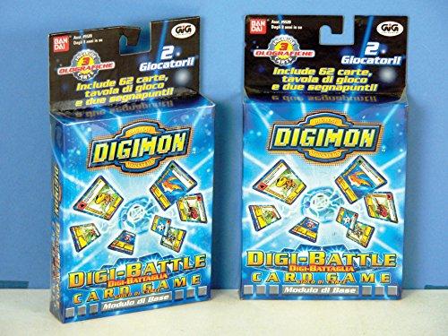 Digimon Digi-Battle Card Game Starter Set