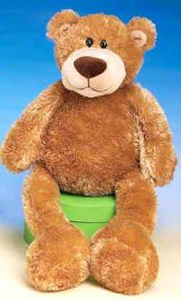 Laid Back Bear 12 by Princess Soft Toys