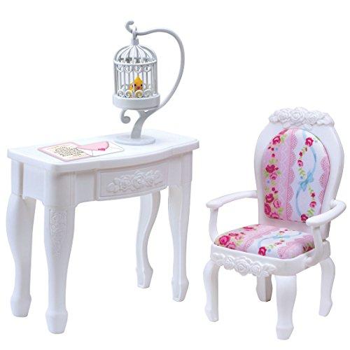 Rika-chan LF-12 Princess table and chair