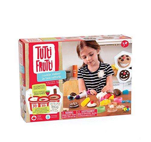 Bojeux Tutti Frutti Scented Dough Cookie Maker Toy
