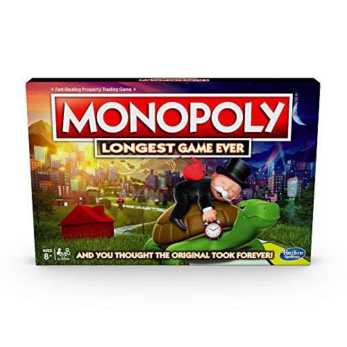 Monopoly LONGEST Game Ever Amazon Exclusive