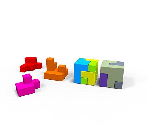 Lando Cubes 3D Jigsaw Puzzle