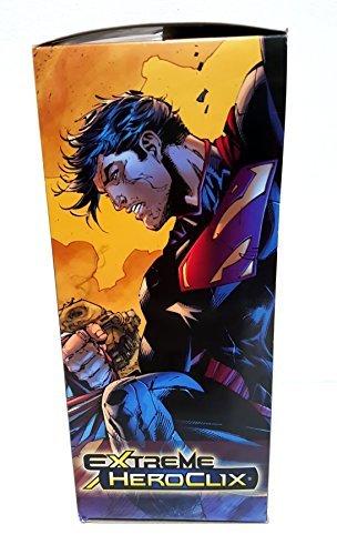Neca DC Comics Collectible Superman Extreme Heroclix Neca 2015 7 Figure New