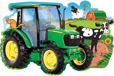 Masterpieces 11576 Johnny Tractor Puzzle - 36 Piece
