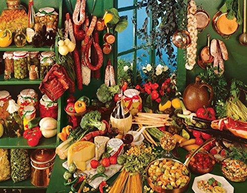 Springbok Italian Kitchen Jigsaw Puzzle 500-Piece
