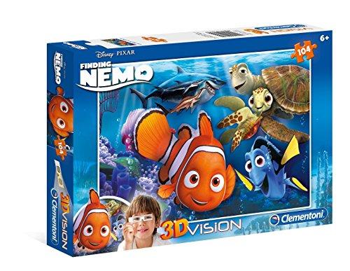 Clementoni 3D Nemo Puzzle 104 Piece
