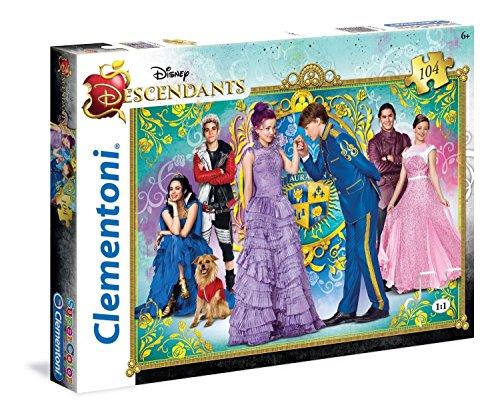 Clementoni Descendants Puzzle 104 Piece